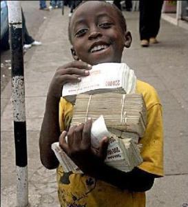 ジンバブエ子供-thumb